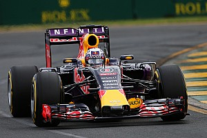 Red Bull's Ricciardo through to Q3 and qualify 7th at Albert Park