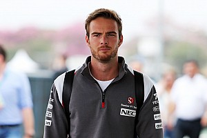 Formula 1 Breaking news Van der Garde, Sauber set to reach financial settlement