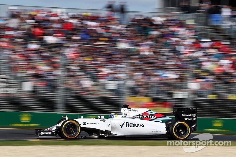 Williams dice que los nuevos motores ayudan a los equipos
