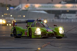 IMSA Practice report Krohn continues to show strength, leading night practice at Sebring