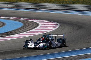 European Le Mans Testing report Berthon heads the times at Paul Ricard ELMS test