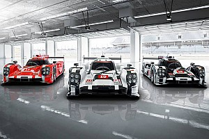 WEC Breaking news Porsche reveals 2015 spec 919 Hybrid