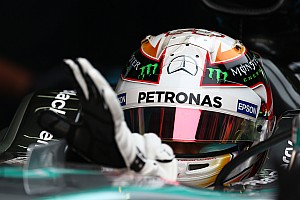 Hamilton told he can't use special helmet design