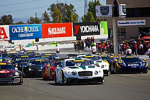 PWC Breaking news Extensive cooperation between Blancpain GT Series and Pirelli World Challenge