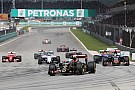 Malasia asegura Fórmula Uno por tres años más