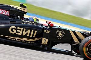 Maldonado hit with three penalty points
