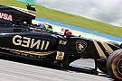 Maldonado hit with three penalty points