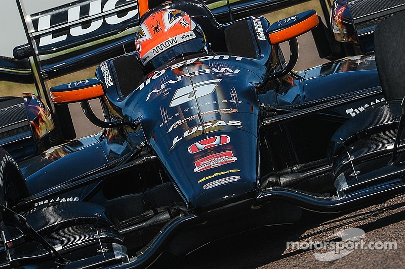 Hinchcliffe looking forward to new season with new team