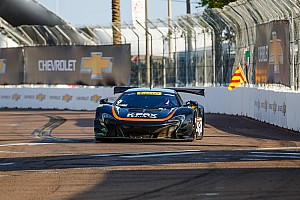 K-PAX Racing with Flying Lizard Motorsports earns podium at St. Petersburg