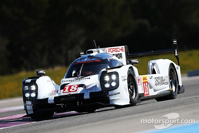 Porsche Team heads to Silverstone full of energy