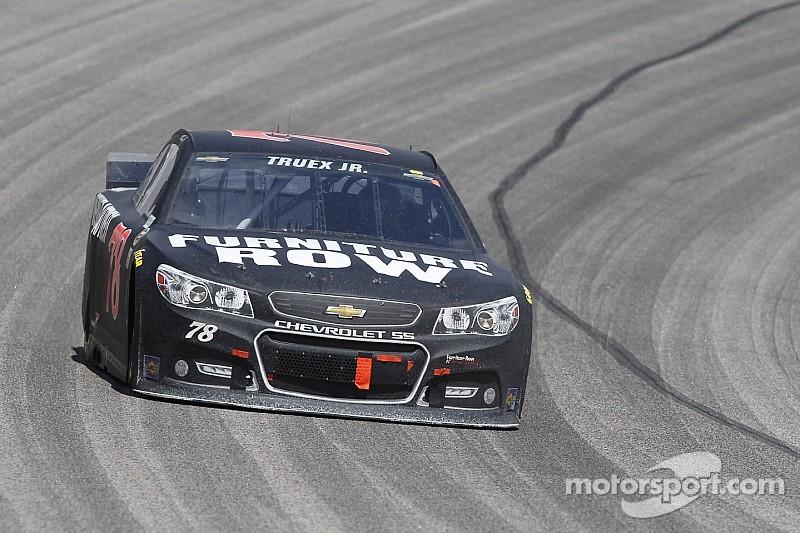 Truex tops opening Sprint Cup practice at Texas