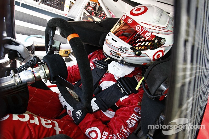 Kyle Larson gets back on track with new outlook on health after fainting