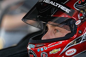 NASCAR Sprint Cup Race report Harvick isn't happy with competitors blocking