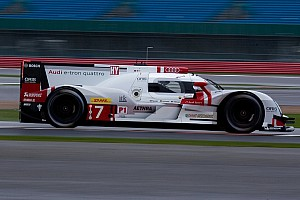 Halfway at Silverstone: Audi leads the way