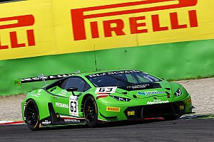 Blancpain Endurance Race report Results opening race provisional pending the results of Grasser Racing Team appeal