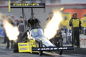 NHRA Race report Force, Crampton and Enders-Stevens winners at The Strip at Las Vegas Motor Speedway