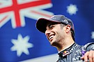 Ricciardo wins sporting breakthrough prize