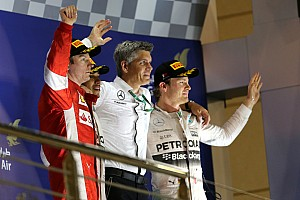 Bahrain GP: Post-race press conference