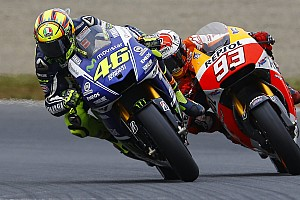 MotoGP Breaking news Valentino Rossi calls Marquez an 'all or nothing' rider after Argentina collision
