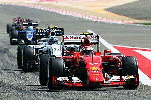 Formula 1 Breaking news Ecclestone believes two-engine types F1 is viable