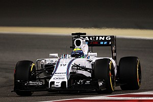 Williams says it can't be disappointed with third