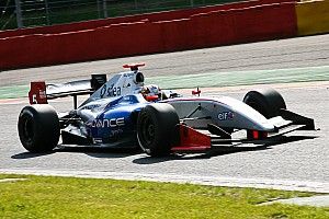 Formula 3.5 Race report Draco Racing scores valuable points at Motorland Aragón