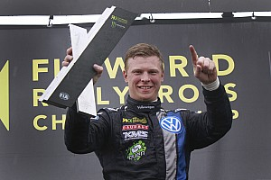 Kristoffersson wins World RX season-opener in Portugal