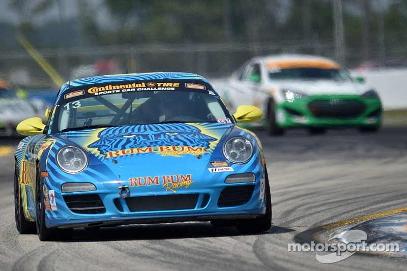 Rum Bum Racing carrying positive momentum to Laguna Seca