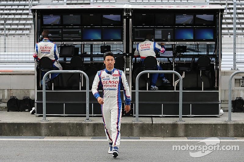 Nakajima se pierde la carrera de Spa tras su acidente