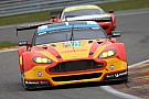 Double pole for Aston Martin at Spa