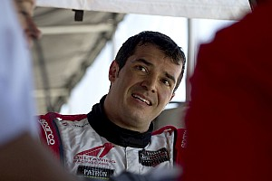 IMSA Others Entrevista Memo Rojas, frustado con rendimiento de su auto