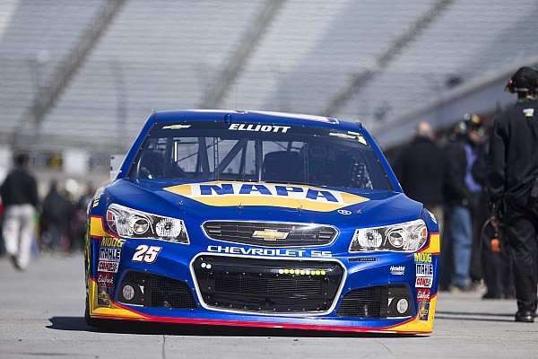 NAPA to sponsor No. 24 when Chase Elliott takes over in 2016