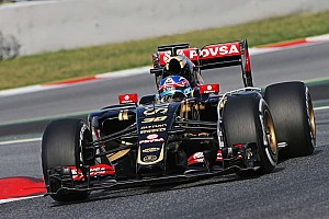 Formula 1 Testing report Palmer puts Lotus on top as Barcelona F1 test ends