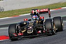 Palmer puts Lotus on top as Barcelona F1 test ends