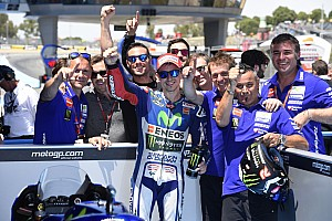 No doubts over Yamaha's faith in me, says Lorenzo