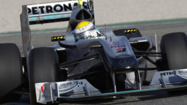 F1: cambiano ancora i punteggi nel 2010