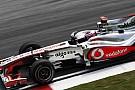 F1, Shanghai, Prove Libere 1: Button subito velocissimo