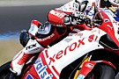 WSBK 2010, Phillip Island Test: super-Ducati
