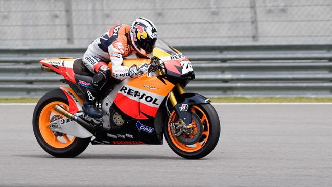 Test a Jerez: per ora sta davanti Pedrosa
