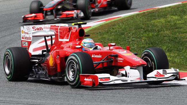 Niente F-Duct per la Ferrari a Monaco