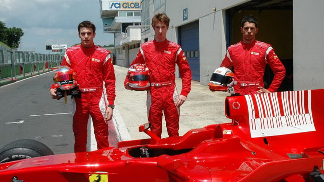 Ferrari Driver Academy: bene i giovani a Vallelunga