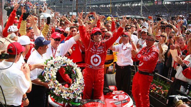 Dario Franchitti vince una Indy 500 thriller!