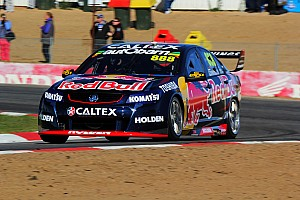 Supercars Breaking news Lowndes confident of 'making a decent car'