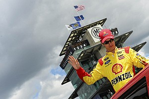 NASCAR Sprint Cup Analysis Joey Logano hopes to do his part for Roger Penske in May