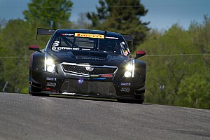 PWC Qualifying report Johnny O'Connell puts Cadillac on PWC GT pole