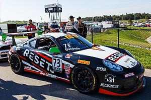 PWC Race report Jack Baldwin gives Porsche a win in Canada