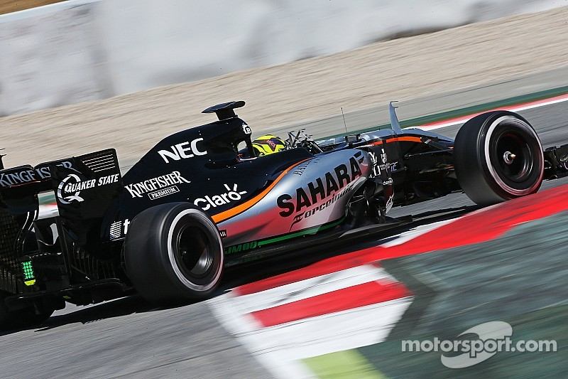 Force India aims to