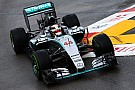Solid start for Mercedes on day one of running at a rain affected Monaco GP circuit