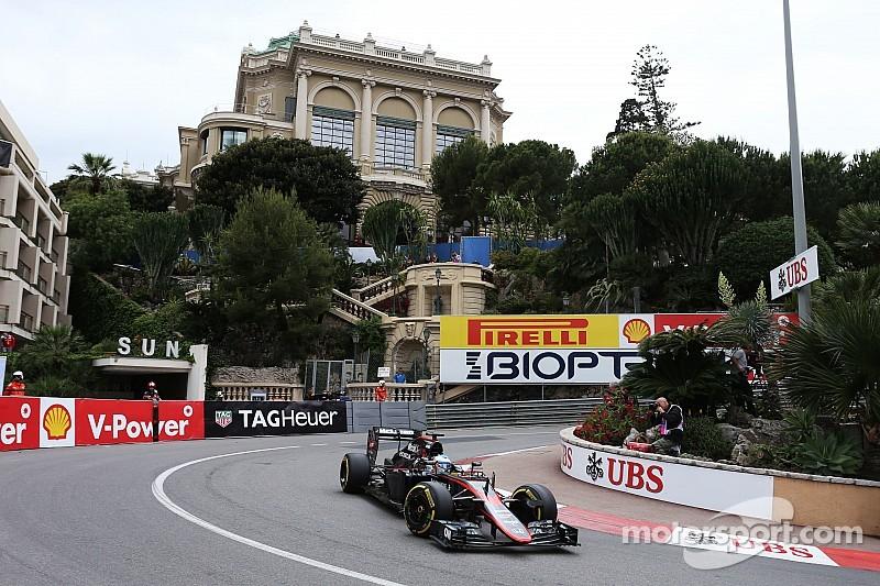 Los sistemas de combustible, revisados en Mónaco