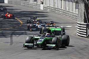 Monaco GP2: Stanaway wins Sprint Race for Status